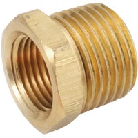 756110-0806 Yellow Brass Hex Bushing brass bushing
