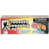 SL824-12 Creosote Sweeping Log Creosote Remover creosote remover