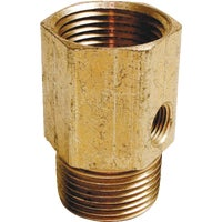 90266 Dial Pipe Adapter 90266, Brass Pipe Adapter