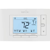 ST55 Emerson Sensi Wi-Fi Programmable Digital Thermostat digital thermostat