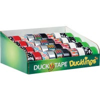 284774 Duck Tape Ducklings Mini Rolls Duct Tape Display duct tape