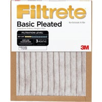 FBA01DC-H-6 3M Filtrete Basic Pleated Furnace Filter filter furnace