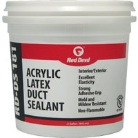 0841DS Red Devil RD-DS 181 Acrylic Latex Duct Sealant duct sealant