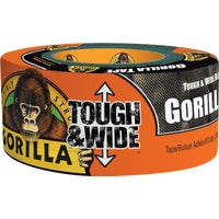 6003001 Gorilla Tough & Wide Duct Tape Gorilla Heavy-Duty Duct Tape