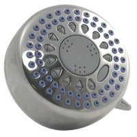 TRS-523E Waterpik PowerSpray+ 5-Spray 1.8 GPM Fixed Showerhead Waterpik PowerSpray+ 5-Spray 2.0 GPM Fixed Showerhead