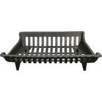 FG-1015 Home Impressions Cast Iron Fireplace Grate fireplace grate