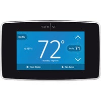 ST75 Emerson Sensi Touch Wi-Fi Programmable Digital Thermostat digital thermostat