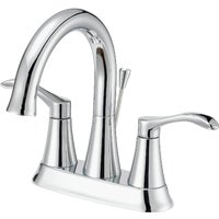 F51A0073CP Home Impressions 2-Handle Bathroom Faucet with Pop-Up bathroom faucet home impressions