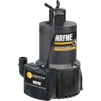 EEAUP250 Wayne 1/4 HP Submersible Utility Pump with Oil Free Motor pump utility