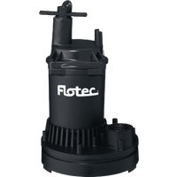 FP0S1250X Flotec 1/6 HP Submersible Utility Pump