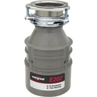 E202 Evergrind 1/2 HP Garbage Disposer disposer garbage