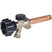 478-10 Prier 1/2 In. SWT X 1/2 In. IPS Anti-Siphon Frost Free Wall Hydrant hydrant wall