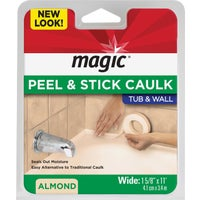 3018 Magic Shower & Wall Caulk Strip caulk strip