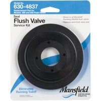 106304837 Mansfield No. 208/209 Flush Valve Seal 106304837, Mansfield Replacement Valve Seal