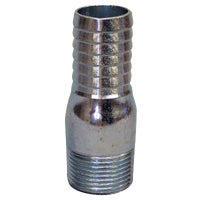 SMA50 Merrill Steel Male Galvanized Adapter SMA50, 425114 Steel Male Adapter