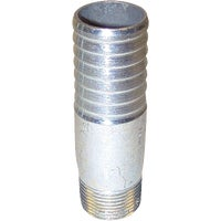 SMA100 Merrill Steel Male Galvanized Adapter SMA100, SMA100 Steel Male Adapter