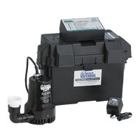 BWSP The Basement Watchdog Special Backup Sump Pump BWSP, The Basement Watchdog Battery Backup Pump
