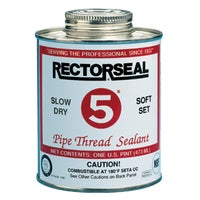25551 Rectorseal No. 5 Pipe Thread Sealant sealant thread