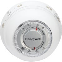 T87N1000 Honeywell Round Manual Thermostat T87N1000, Honeywell Round Manual Thermostat