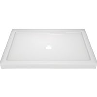 40074 Delta Classic 400 Shower Floor & Base
