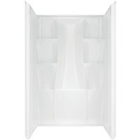 40084 Delta Classic 400 Shower Wall Set