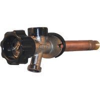 478-14 Prier 1/2 In. SWT X 1/2 In. IPS Anti-Siphon Frost Free Wall Hydrant hydrant wall