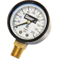 1306 Low Lead Pressure Gauge gauge pressure