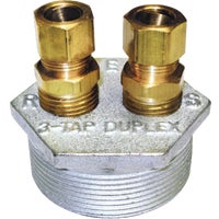 DIB463983 Oil Tank 3-Way Tap Bushing oil tank