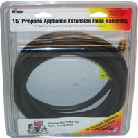 F271474 MR. HEATER 15 Ft. Propane Extension Hose Assembly F271474, 15 Propane Extension Hose Assembly