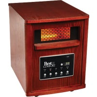 GD9315BCW-J Best Comfort Quartz Heater with Woodgrain Cabinet heater quartz