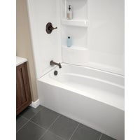 B10513-6030L-WH Delta Hycroft Bathtub