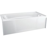 B10513-6030R-WH Delta Hycroft Bathtub