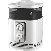 H-7232 Optimus Oscillating Tower Ceramic Space Heater HHF360V, Honeywell Surround Electric Space Heater