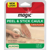 3009 Magic Tub & Floor Caulk Strip caulk strip