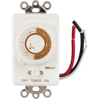 59745WD Woods In Wall 24 Hour Mechanical Timer 59745, Woods In Wall 24 Hour Mechanical Timer