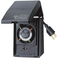 HB11KD89 Intermatic Plug-In Outdoor Timer outdoor timer