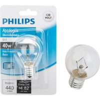 415414 Philips S11 Incandescent Appliance Light Bulb