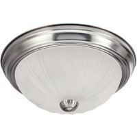 IFM313BN Home Impressions 13 In. Flush Mount Ceiling Light Fixture home impressions