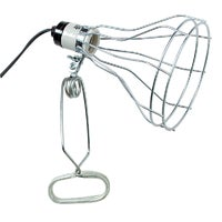 550324 Do it Clamp Lamp With Wire Guard clamp lamp