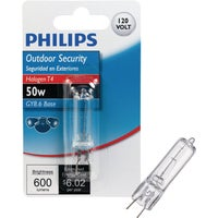 416313 Philips T4 120V GY8.6 Halogen Special Purpose Light Bulb philips t4
