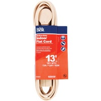 IPF-PT2163-13-BEG Do it Best 16/3 Flat Plug Extension Cord cord extension