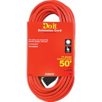 OU-JTW162-50-OR Do it 16/2 Polarized Outdoor Extension Cord cord do extension it