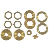 70153 Westinghouse 12-Piece Lock Nut Assortment lock nuts