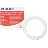 392225 Philips T9 4-Pin Circline Fluorescent Tube Light Bulb philips t9