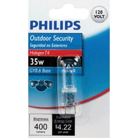 416321 Philips T4 120V GY8.6 Halogen Special Purpose Light Bulb philips t4