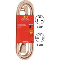 550568 Do it 12-Gauge Appliance & Air Conditioner Cord do it
