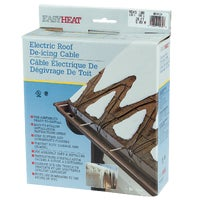 ADKS100 Easy Heat Roof De-Icing Cable cable roof