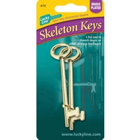 Lucky Line Skeleton Key key skeleton