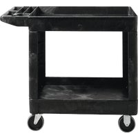 FG450027BLA Rubbermaid Commercial Utility Cart cart utility