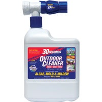 6430S 30 seconds Outdoor Cleaner Algae, Mold & Mildew Stain Remover algae remover